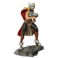 Marvel Comics Femme Fatales Lady Thor Statue