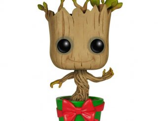 Marvel Comics Guardians of the Galaxy Holiday Dancing Groot