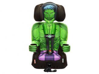 Marvel Comics Hulk Combination Booster Car Seat