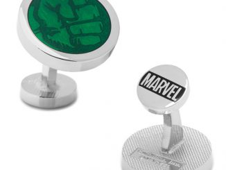 Marvel Comics Hulk Fist Cufflinks