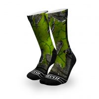 Marvel Comics Hulk Socks