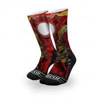 Marvel Comics Iron Man Socks