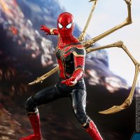 Marvel Comics Iron Spider