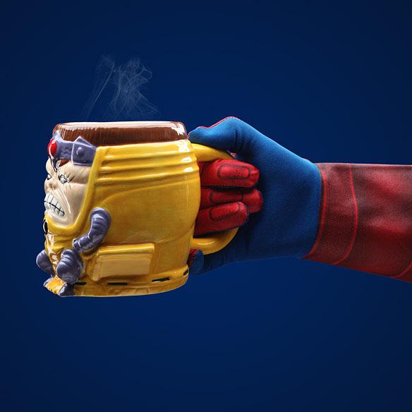 Marvel Comics MODOK Mug