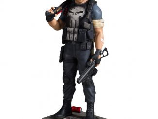 Marvel Comics Punisher Collector's Gallery Statue