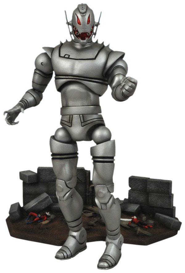 Marvel Comics Select Ultron Action Figure