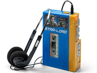 Marvel Comics Star Lord's Walkman with Headphones