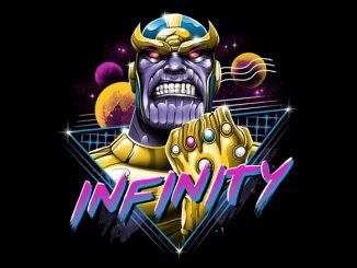 Marvel Comics Thanos Infinity T-Shirt