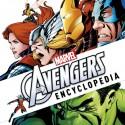 Marvel Comics The Avengers Encyclopedia Hardcover Book