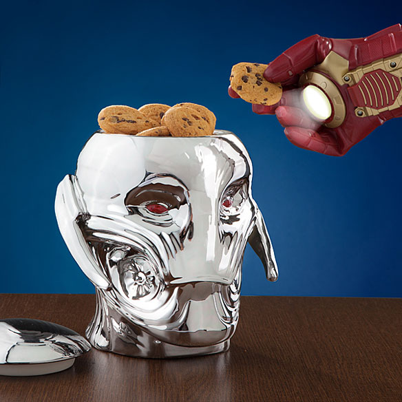 Marvel Comics Avengers Ultron Cookie Jar