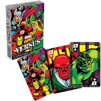 Marvel Comics Versus Playing Cards
