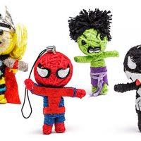 Marvel Comics Voodoo Keychains