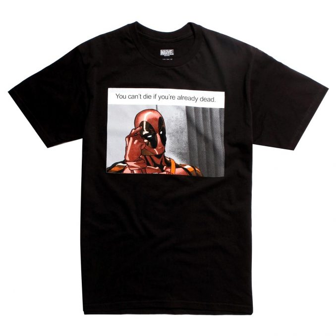 Marvel Deadpool Already Dead T-Shirt