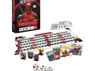 Marvel Deadpool Battle Yahtzee