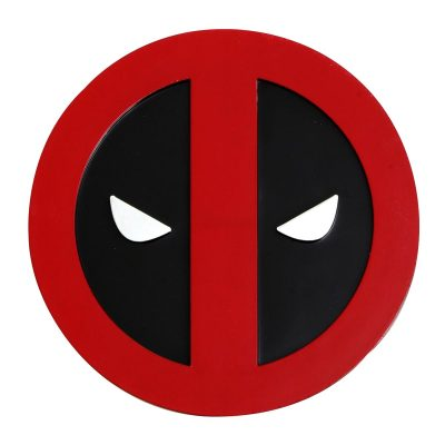 Marvel Deadpool Car Emblem