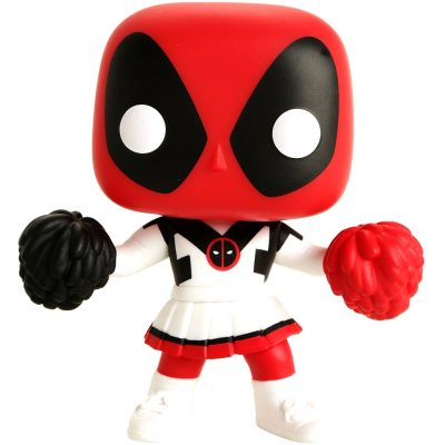 Marvel Deadpool Cheerleader Funko Pop Figure