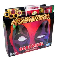 Marvel Deadpool Collectors Edition Monopoly Game
