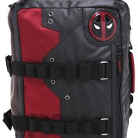 Marvel Deadpool Convertible Tactical Backpack