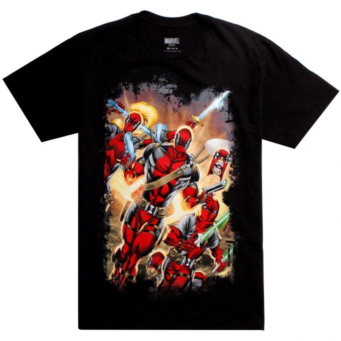 Marvel Deadpool Corps T-Shirt