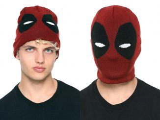 Marvel Deadpool Face Watchman Beanies
