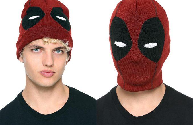 Marvel Deadpool Face Watchman Beanies