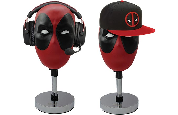 Marvel Deadpool Headset Stand
