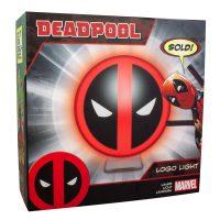 Marvel Deadpool Logo Light Box