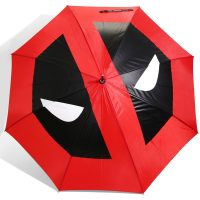 Marvel Deadpool Logo Umbrella