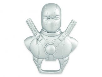 Marvel Deadpool Metal Bottle Opener