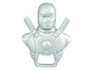 Marvel Deadpool Metal Bottle Opener