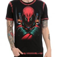 Marvel Deadpool Oversized T-Shirt
