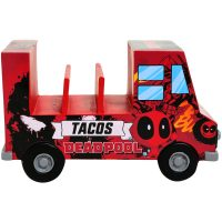 Marvel Deadpool Taco Truck Taco Holder