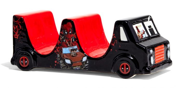 Marvel Deadpool Truck Taco Holder