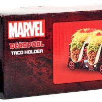 Marvel Deadpool Truck Taco Holder Box