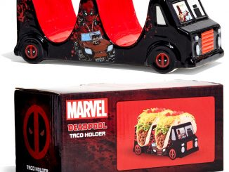 Marvel Deadpool Truck Taco Holders