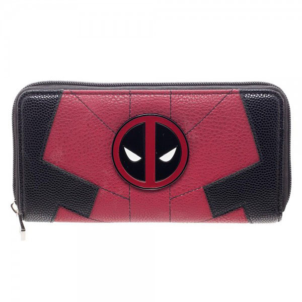 Marvel Deadpool Zip Wallet