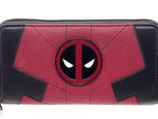 Marvel Deadpool Zip Wallet