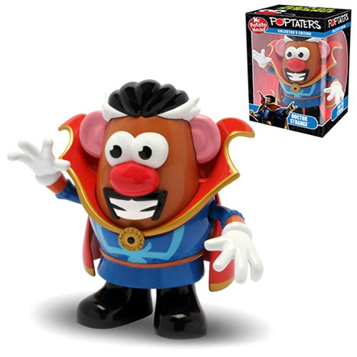 Marvel Doctor Strange Poptaters Mr Potato Head
