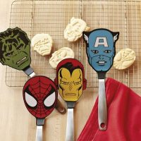 Marvel Flexible Spatulas