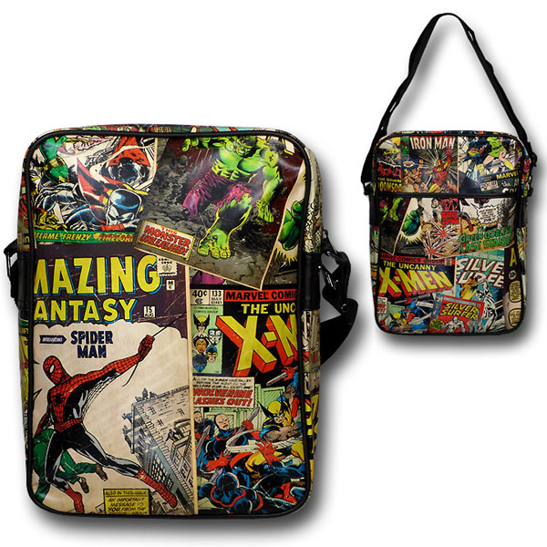 Marvel Flight Bag