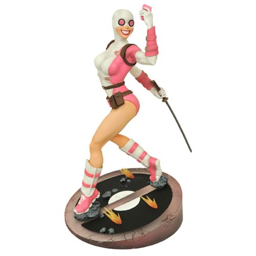Marvel Gallery Gwenpool Statue