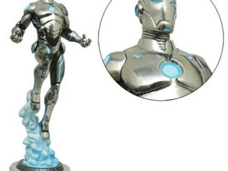 Marvel Gallery Superior Iron Man Statue