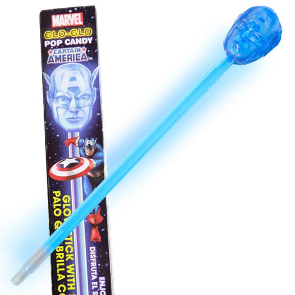Marvel Glow Pop Captain America