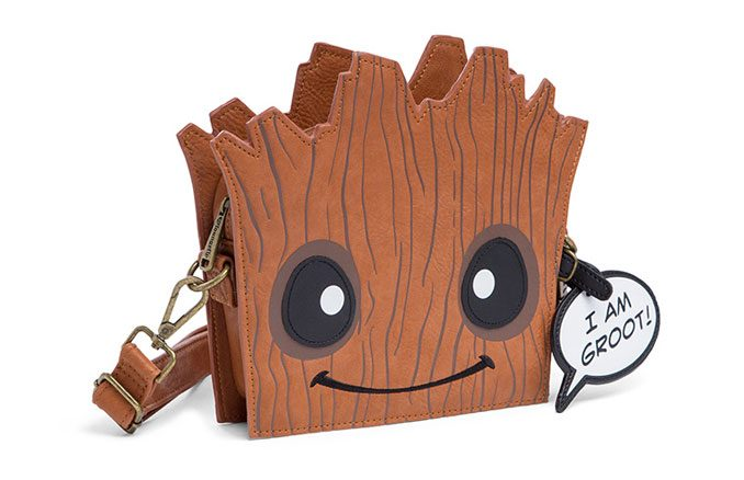 Marvel GotG Groot Crossbody Bag