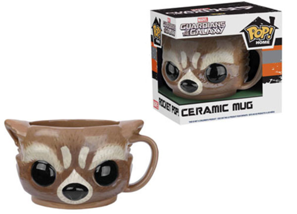 Marvel Guardians of the Galaxy Rocket Mug