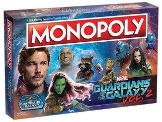 Marvel Guardians of the Galaxy Vol 2 Monopoly