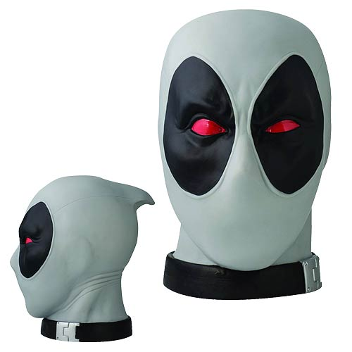 Marvel Heroes Deadpool X-Force Head Bank
