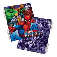 Marvel Heroes Lenticular Notebook