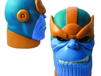Marvel Heroes Thanos Head Bank
