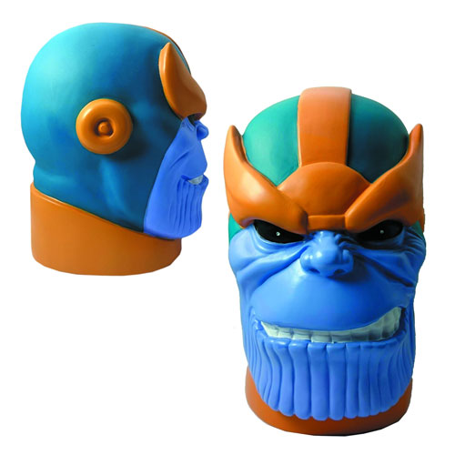 Marvel Heroes Thanos Head Bank
